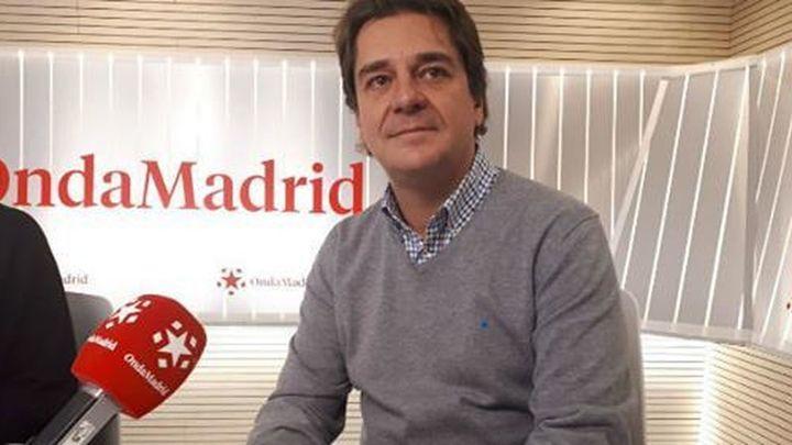 """Javier Ayala: """"Las restricciones producen intranquilidad  y es farragoso confinar por barrios Fuenlabrada"""""""