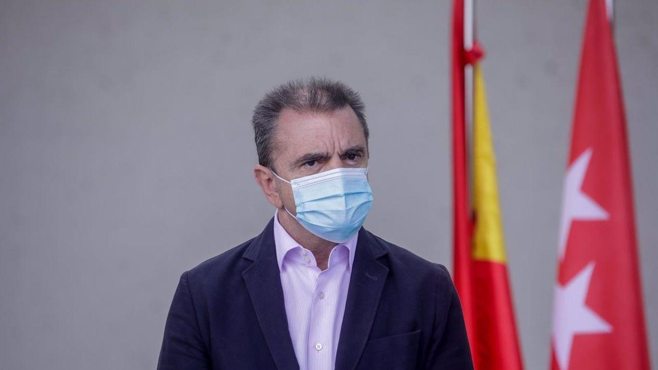 """Julio de la Fuente sobre José Manuel Franco: """"no puede estar en misa y repicando"""""""