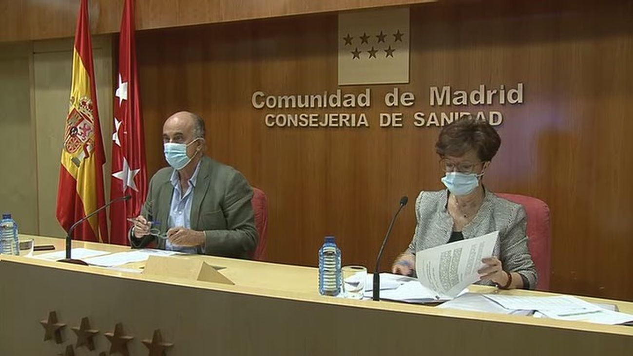 Buenos Días Madrid 23.09.2020 (10.30 - 11.30)
