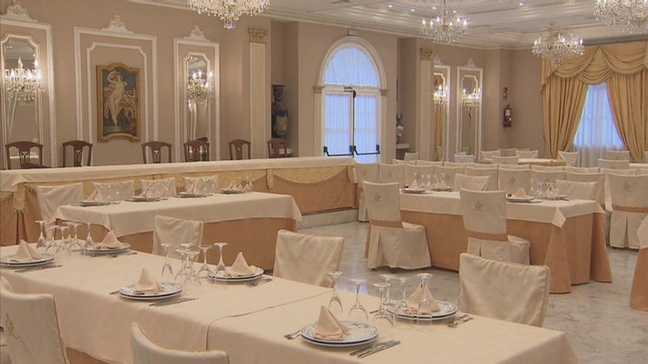 """Las nuevas medidas de confinamiento llevan a la ruina a los salones de bodas: """"Es la puntilla definitiva"""""""