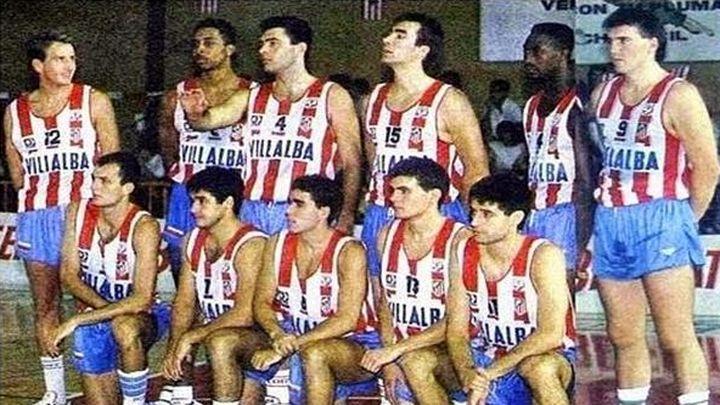 La historia de la última aventura del Atlético de Madrid en el baloncesto