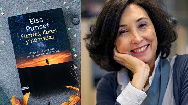 'Fuertes, libres y nómadas', el nuevo libro de Elsa Punset