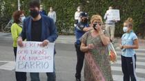 Contra las casas de apuestas en Aluche