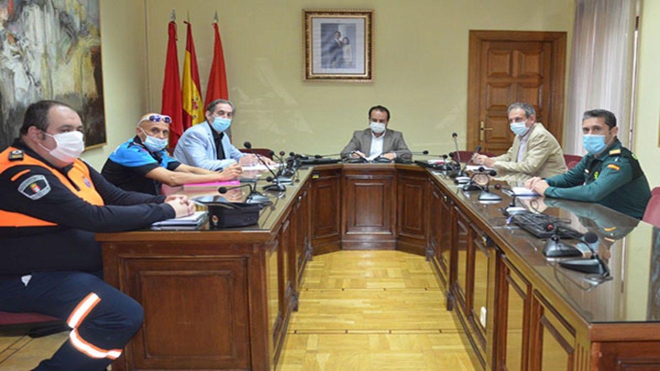 Junta de Seguridad de Guadarrama
