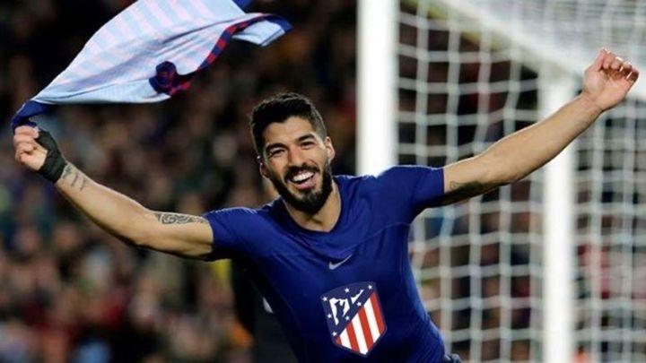 El Atlético de Madrid hace oficial el fichaje de Luis Suárez
