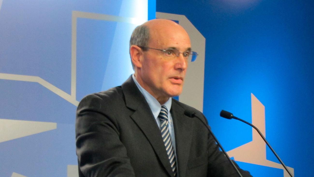 El ex consejero de Sanidad del Gobierno vasco y ex director de Sistemas de Salud de la OMS, Rafael Bengoa