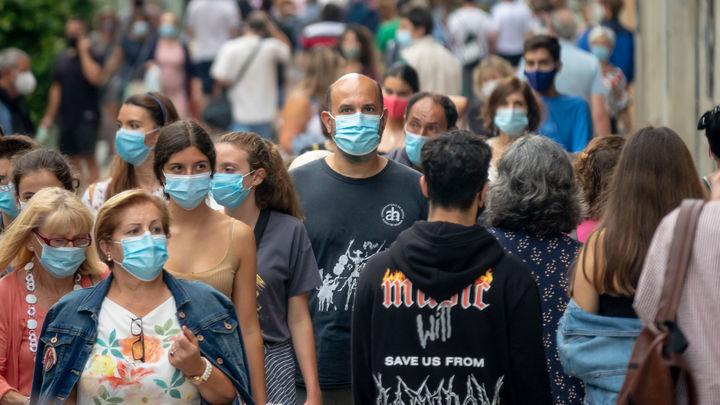 Cuando la tasa de contagios es alta y el municipio menor a 100.000 habitantes