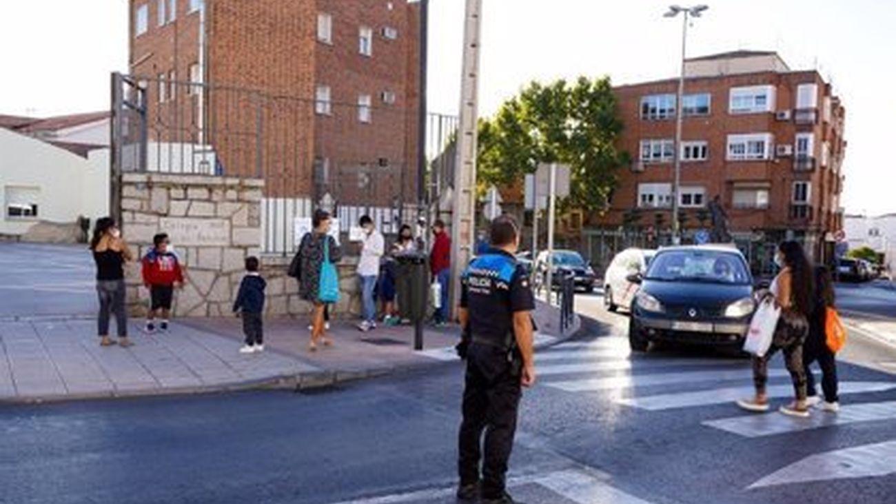 La Policía Local de Colmenar Viejo vigilará el cumplimiento de las cuarentenas