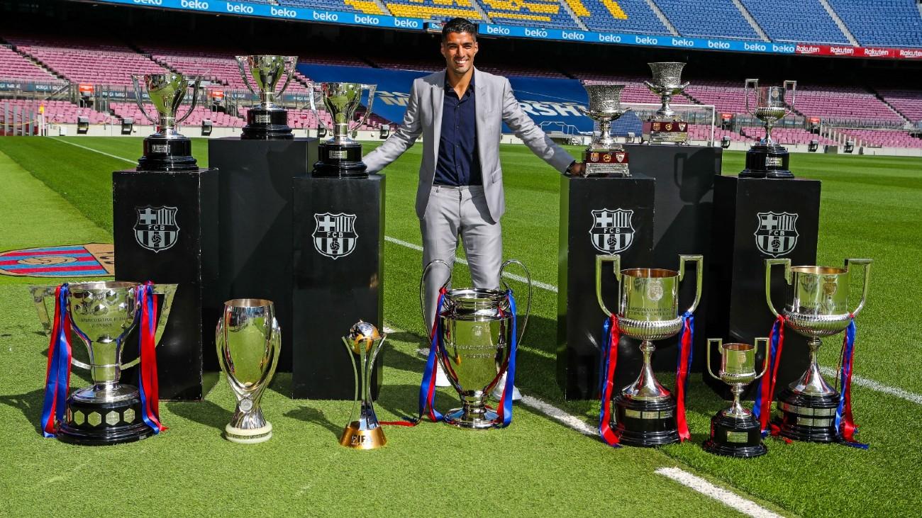"""Luis Suárez: """"Quiero demostrar en el Atlético que puede seguir compitiendo"""""""