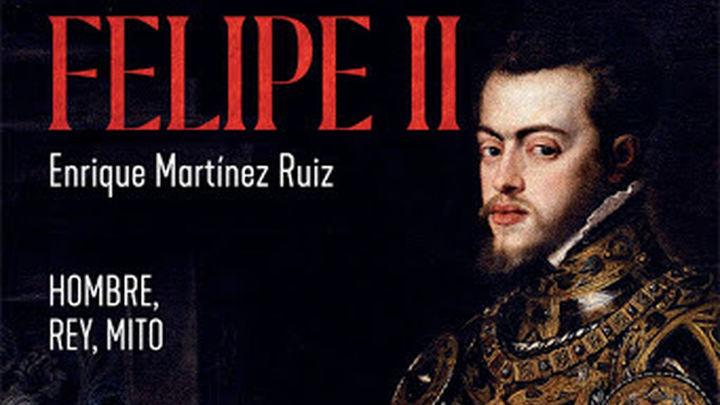 'Felipe II: Hombre, rey y mito', la biografía del rey 'Prudente'