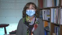 """Yolanda Cabrero, médica en el Hospital de Getafe: """"La situación es complicada"""""""