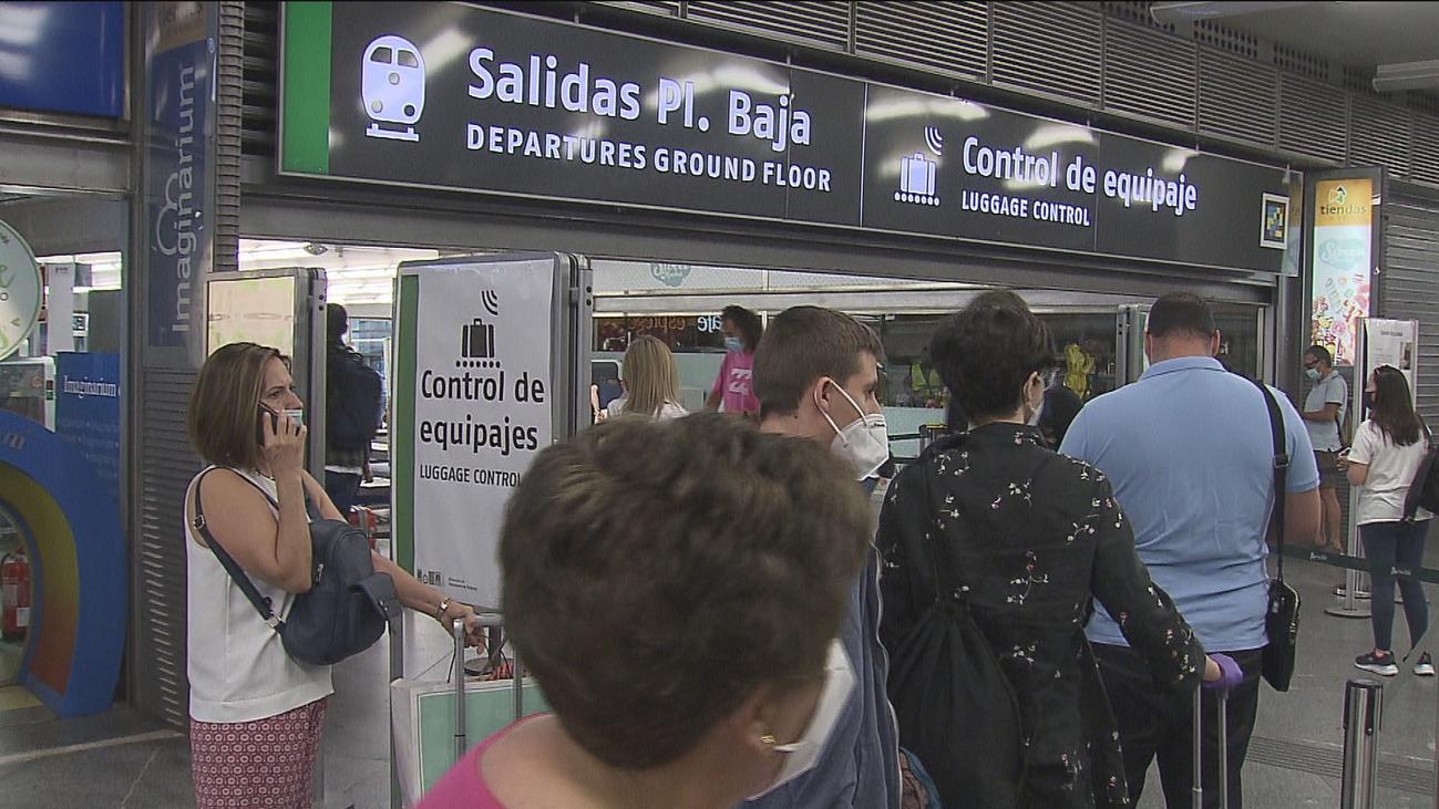 Castilla y León pide al Gobierno que se controlen las salidas de Madrid