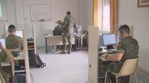Madrid espera la llegada de más rastreadores del Ejército a partir de la semana que viene