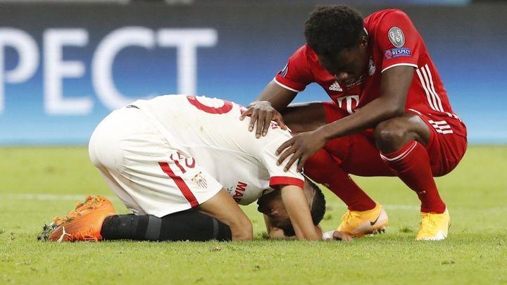 2-1. El sueño de un bravo Sevilla duró 104 minutos