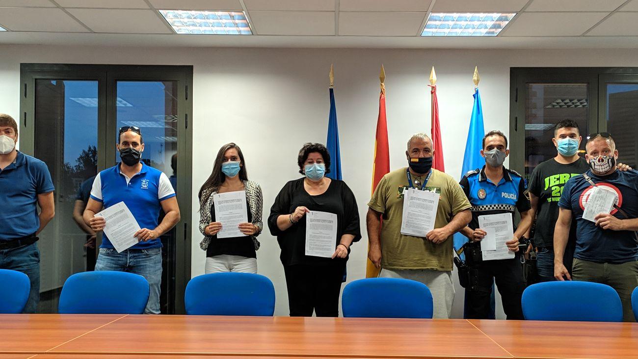 Acuerdo en el Ayuntamiento de Aranjuez para cubrir plazas de policías