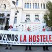 Los hosteleros organizan una caravana el martes en Madrid para reivindicar la prórroga de los ERTE