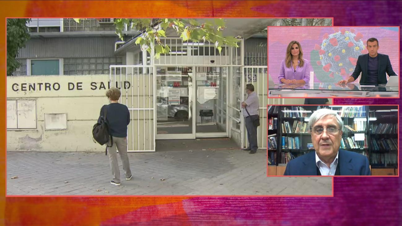 """Juan José Badiola: """"Hoy, el 50% de los infectados son asintomáticos, pero en marzo eran enfermos"""""""