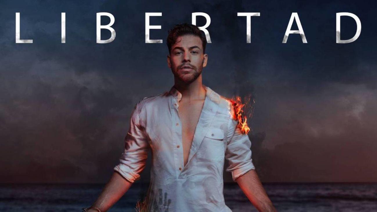 Agoney presenta su nuevo disco 'Libertad'