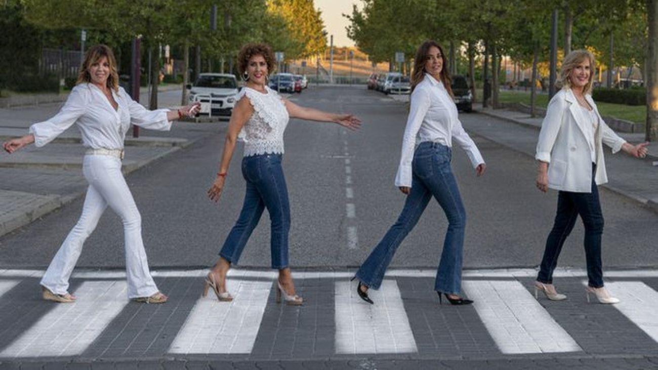 """""""Ellas"""" son, las chicas Hermida"""