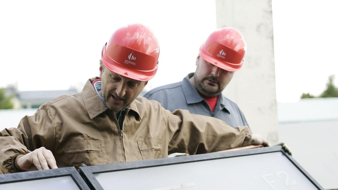 Cursos gratis para 600 madrileños en los sectores de construcción y metal