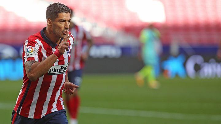 Luis Suárez cae de pie en el Atlético