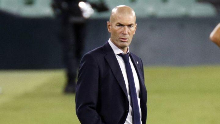 Zidane decide irse