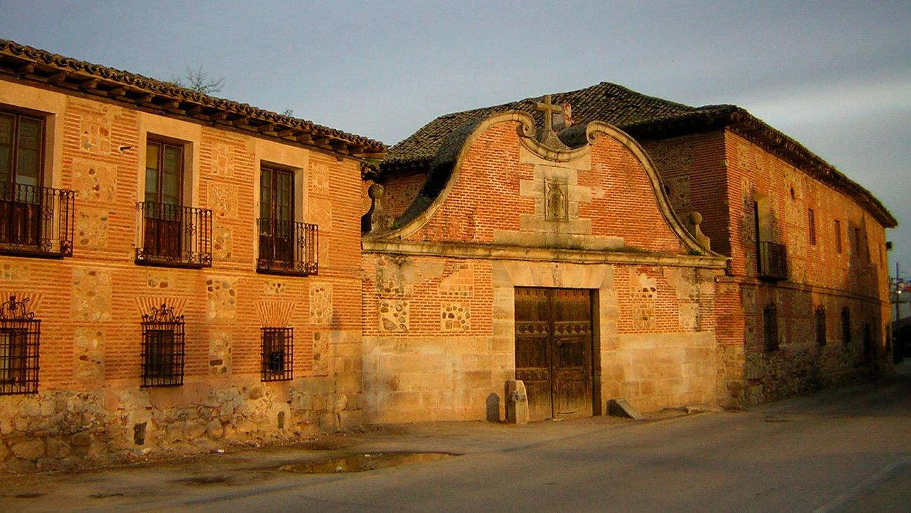 Cartuja de Talamanca de Jarama