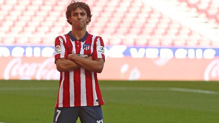 Atlético, sin Joao Félix ante el Eibar