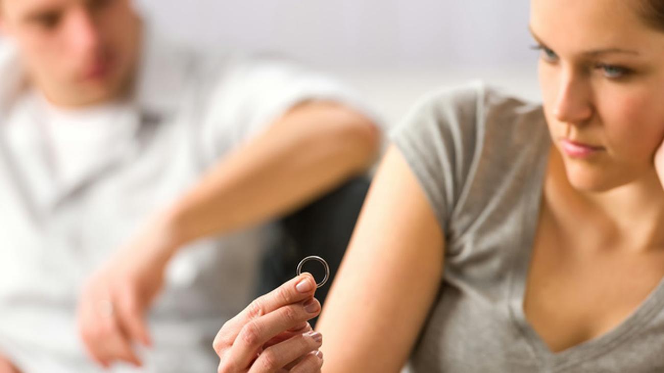 Los divorcios bajan durante la crisis del coronavirus