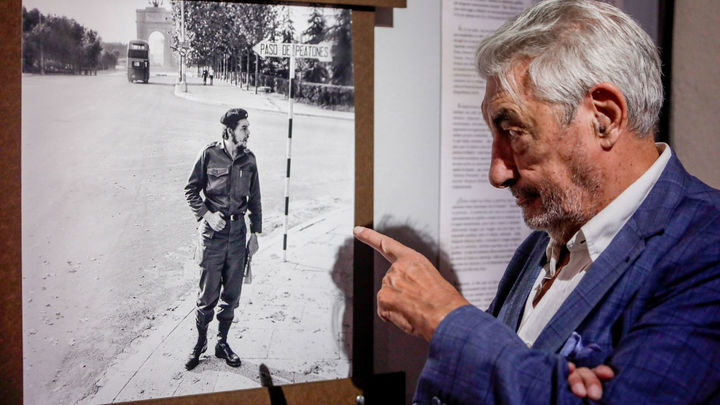 Anécdotas de la primera visita del Che Guevara a Madrid