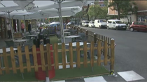 Los vecinos de Chamberí piden una rebaja en el SER por las 800 plazas de aparcamiento ocupadas por terrazas