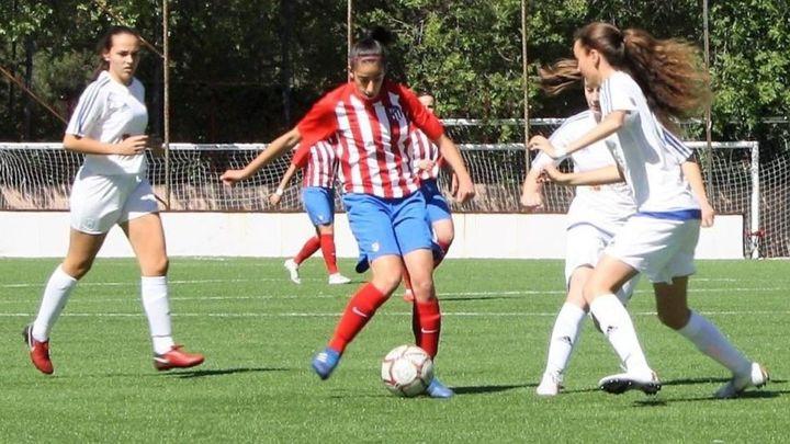 Completados los calendarios del fútbol femenino nacional con 15 equipos madrileños