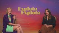 'Explota, Explota', la película inspirada en Raffaela Carrá, se estrena en los cines