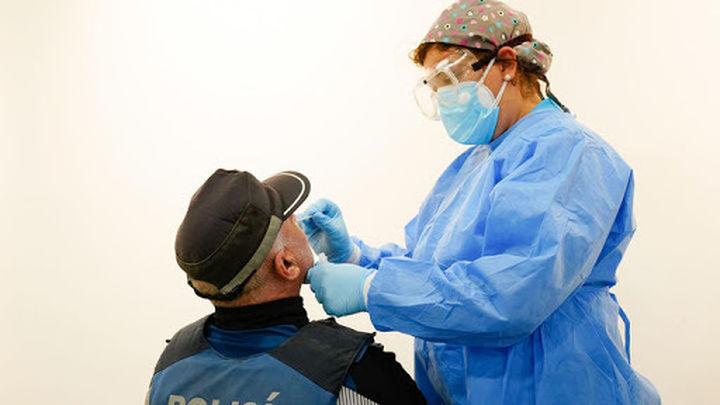 Mañana se realizarán nuevos test de antígenos en el Pozo del Tío Raimundo y Numancia