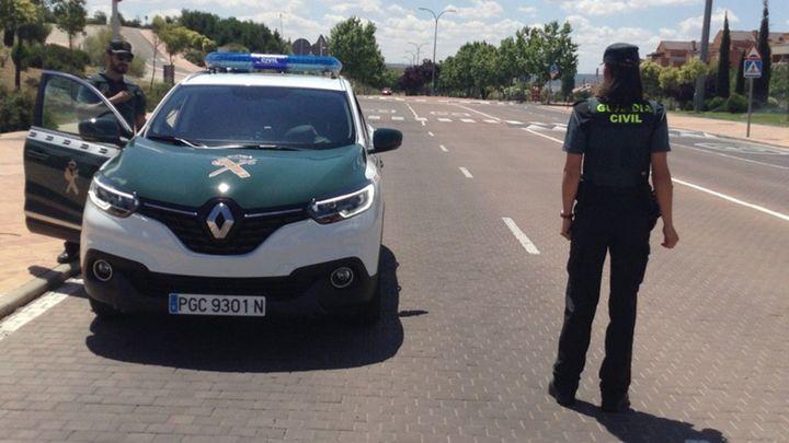 Tres detenidos por 32 robos en vehículos en 14 municipios de Madrid y Toledo