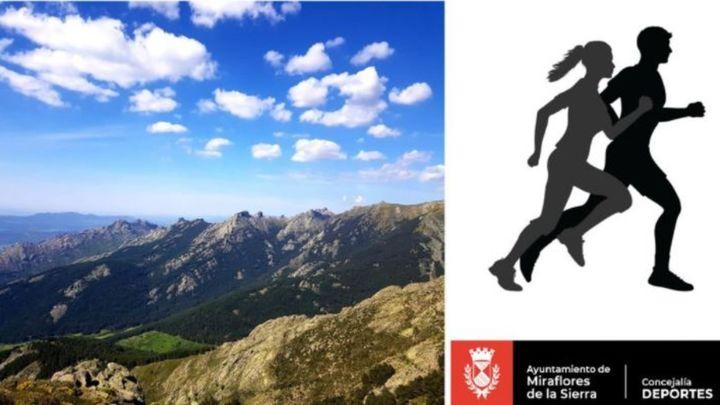 Miraflores de la Sierra convoca una edición individual de su carrera por la Sierra Norte