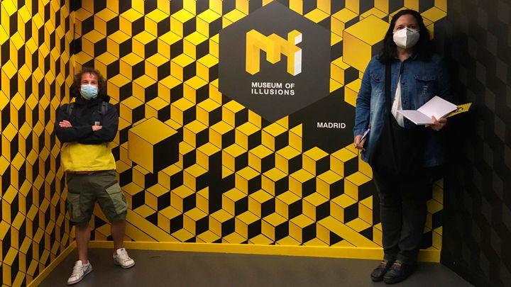 Existe un museo en Madrid donde nada es lo que parece