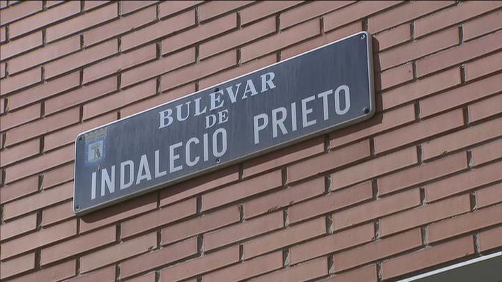 Alcorcón pondrá el nombre de Indalecio Prieto y Largo Caballero a dos espacios municipales