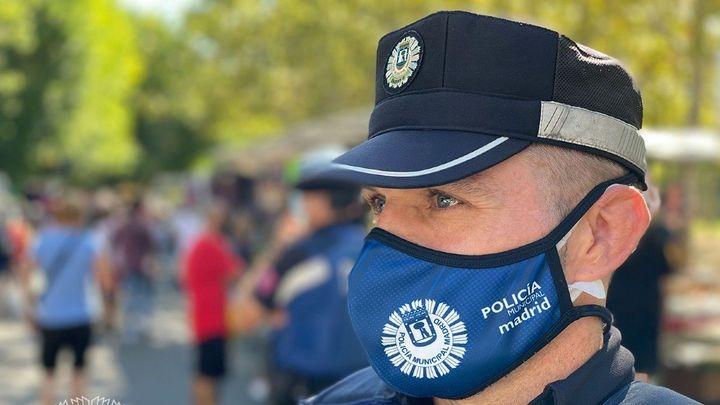 La Policía Municipal de Madrid tramita 2.748 multas por botellones en estado de alarma