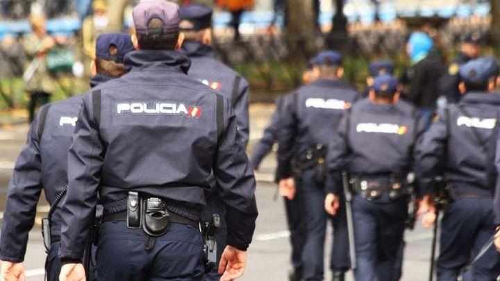 Cae en Madrid una red de falsificación de documentos, con 52 detenidos