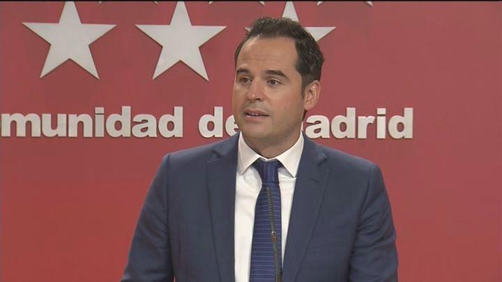 """Aguado espera un acuerdo en el Consejo Interterritorial de Salud: """"De ello dependen las próximas decisiones"""""""