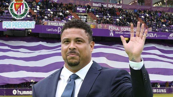 Conocemos al Ronaldo presidente y propietario
