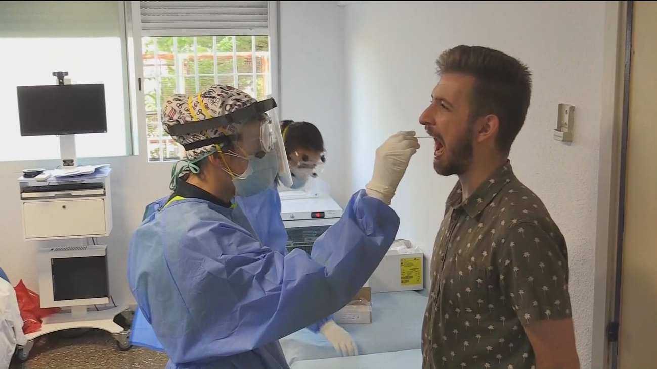 Los test de antígenos llegan este 1 de octubre a los centros de salud de Madrid