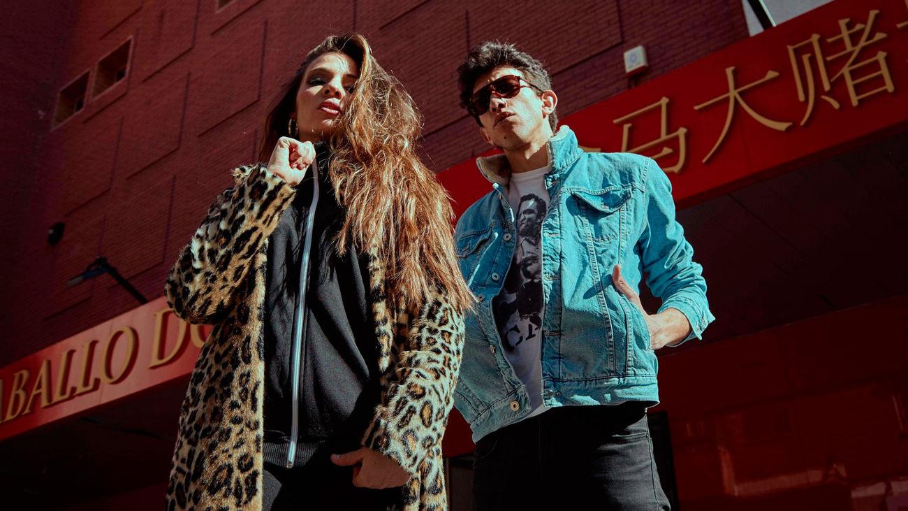 Sweet Barrio presenta su nuevo tema 'El atraco'