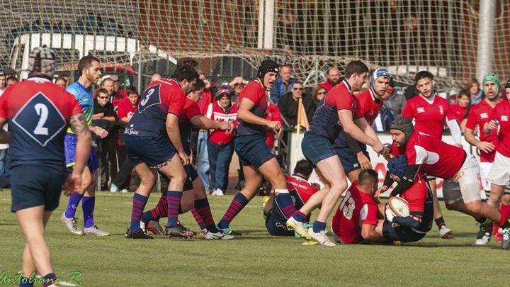 El Rugby Majadahonda luchará por una plaza en la División de Honor B
