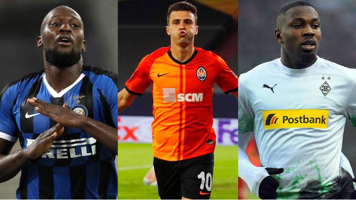 Así son el Inter, Shakhtar y Monchengladbach, rivales del Real Madrid
