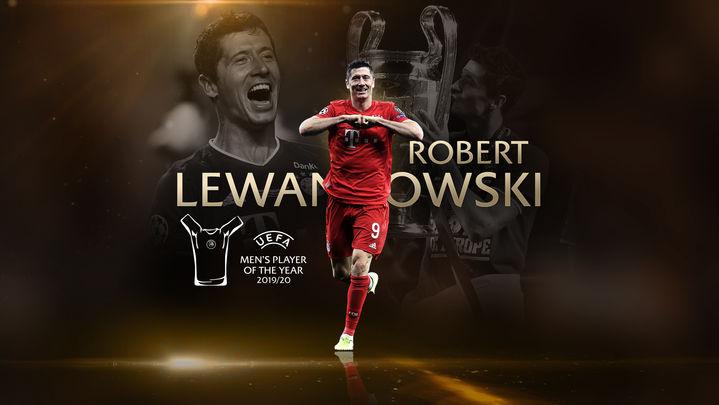El Bayern acapara los premios de la Liga de Campeones