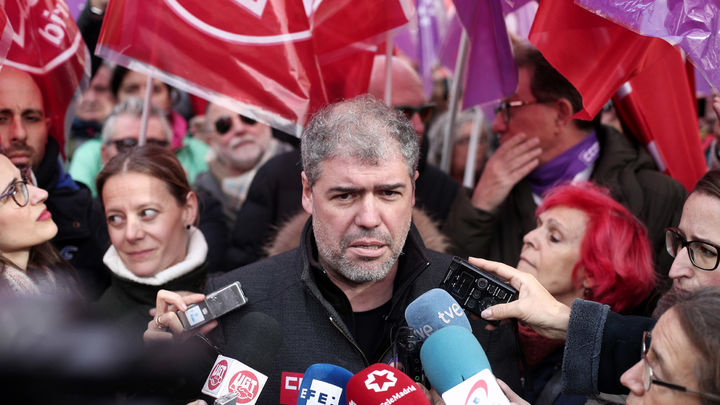 """Unai Sordo: """"La negociación de los ERTE ha sido un éxito"""""""