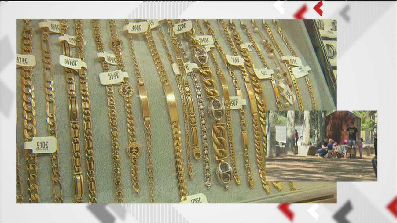 El negocio del 'Compro oro' no se libra de la crisis del coronavirus