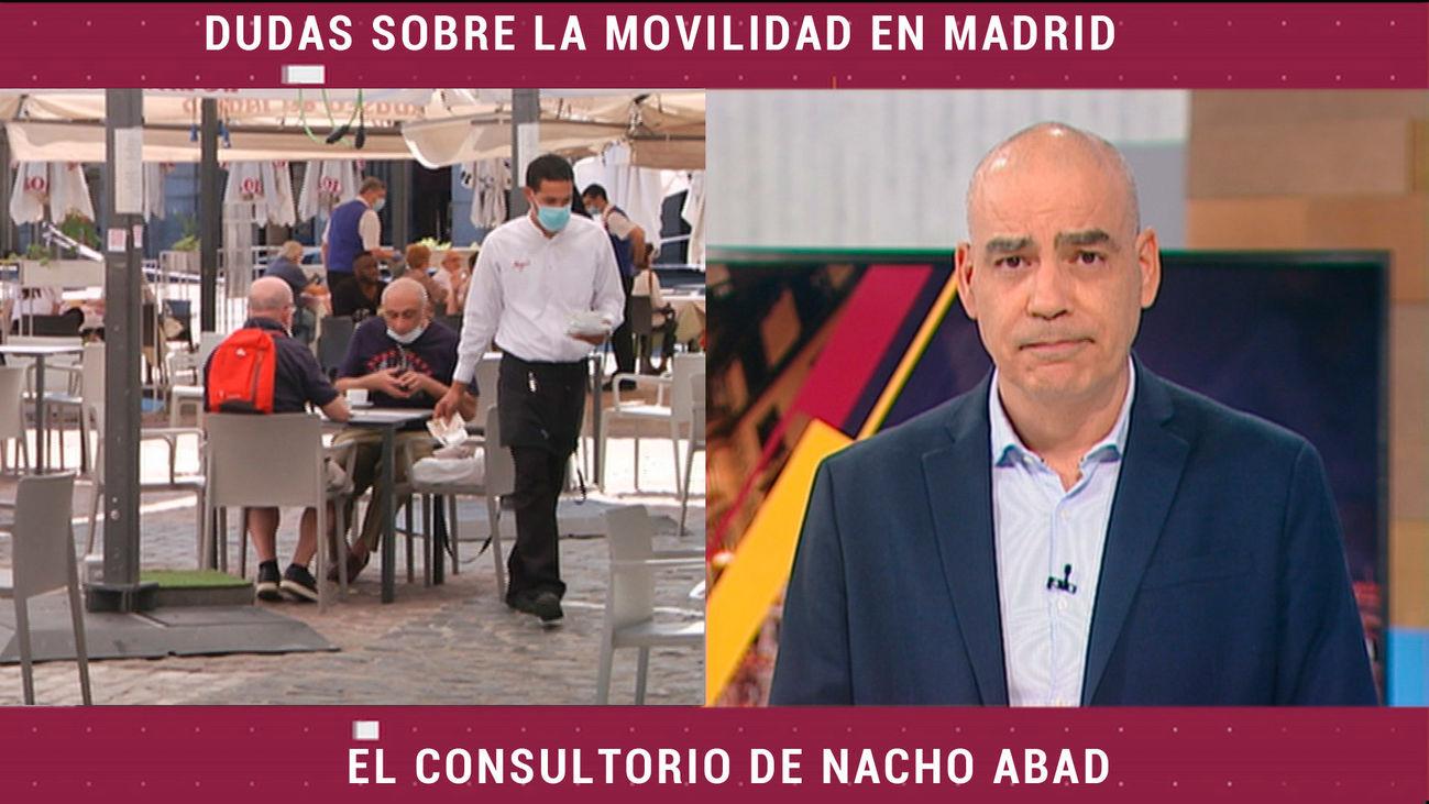 El consultorio de Nacho Abad